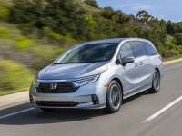 2021 Honda Odyssey Elite Review by Mark Fulmer +VIDEO