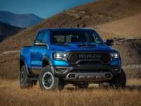 2021 Ram 1500 Truck of Texas' for Third Consecutive Year and 2021 Dodge Durango SUV of Texas' by the Texas Auto Writers Association