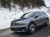 2020 Volkswagen Tiguan SE R-Line Black Review by Mark Fulmer +VIDEO