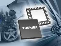 Toshiba Launches 5A 2ch H-Bridge Motor Drivers for Automotive Applications