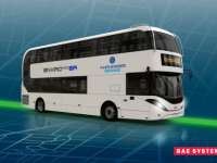 BAE Systems Helps Ireland Lead the Way With First Plug-In Electric Hybrid Propulsion Systems on Public Buses