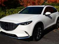 2021 Mazda CX-9 Signature AWD Review by David Colman +VIDEO