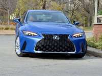 2021 Lexus IS Review by Larry Nutson +VIDEO