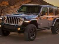 2021 Jeep® Wrangler 4xe Named Hybrid Technology Solution of the Year by AutoTech Breakthrough Awards Program