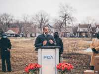 Fiat Chrysler Automobiles Invests Nearly $700,000 To Re-imagine Detroit's East Side Communities