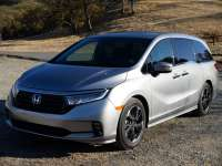 2021 Honda Odyssey Elite Review by David Colman +VIDEO