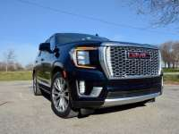 2021 GMC Yukon Denali Review - 3 Across Child Seating by Larry Nutson