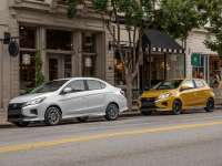 Redesigned 2021 Mitsubishi Mirage & Mirage G4 priced from $14,295