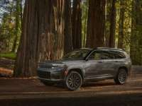 All-new 2021 Jeep® Grand Cherokee Breaks New Ground in the Full-size SUV Segment