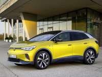 New Volkswagen ID.4 Electric SUV Goes on Sale in the UK