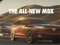2022 Acura MDX Branding Ad Campaign Launched