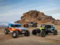 Ford Reveals Bronco ULTRA4 4400 Unlimited Class Extreme Race Trucks