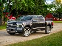 2021 F-150 Hybrid Limited Review by Mark Fulmer