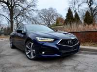 Compare Insurance The Zebra - 2021 Acura TLX Review By Larry Nutson