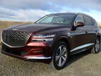 2021 Genesis GV80 AWD 3.5T Advanced+ Review by David Colman +VIDEO