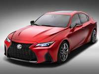 2022 Lexus IS 500 F Sport First Look +VIDEO