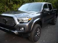 2021 Toyota Tacoma Limited 4X4 Double Cab Review by David Colman +VIDEO