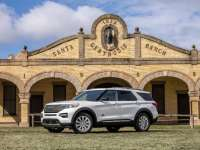 New 2021 Ford Explorer King Ranch Edition
