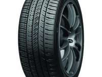 Michelin's newest high-performance tire, the Pilot Sport All-Season 4
