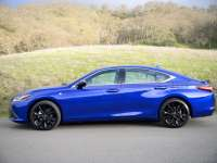2021 Lexus ES 350 F Sport Black Line Special Edition - Review by David Colman