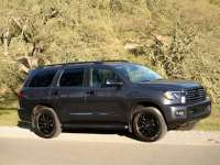 2021 Toyota Sequoia 4x4 Nightshade Special Edition - Review by David Colman +VIDEO