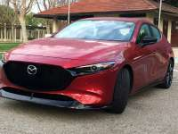 2021 Mazda3 2.5 Turbo Premium Plus Hatchback - Review by Bruce Hotchkiss +VIDEO