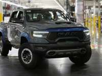 2021 Ram 1500 TRX VIN 001 to be Auctioned by Barrett-Jackson for Charity on Friday, March 26