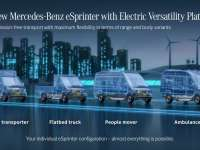 Next Generation Mercedes-Benz eSprinter Will Be Built In USA And Germany