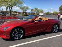 2021 Lexus LC 500 Convertible - Review by Bruce Hotchkiss +VIDEO