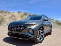 2022 Hyundai Tucson First Drive Review By Larry Nutson