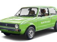 The Volkswagen Elektro-Golf: an Electric Car from 1976