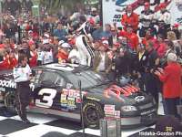 20 Years Ago On The Auto Channel: Earnhardt Gets Long Overdue Daytona 500 Victory Plus Exclusive Callahan Earnhardt Portraits