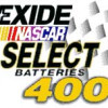 NASCAR Winston Cup Series - Exide NASCAR Select Batteries 400