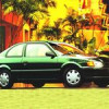 Toyota Tercel Redhawk (1997) -- Takes flight with Limited Edition Blackhawk