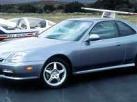 15 Years Ago Today - 1999 Honda Prelude SH New Car Review