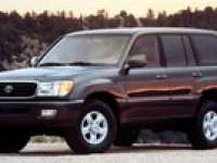 "1999 Toyota Land Cruiser ""When It Was New Review"" By Carey Russ"