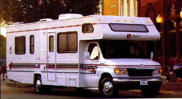 The Auto Channel Rv Types Amp Terms