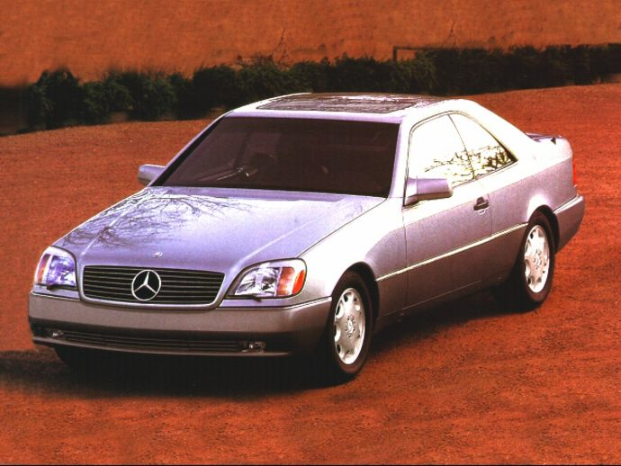 Mercedes benz s500 sedan 1997 for Mercedes benz s500 parts