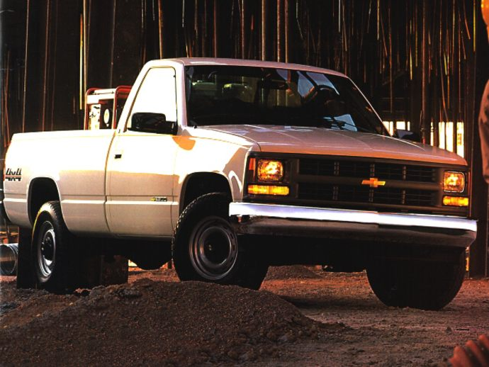 CHEVROLET C1500 W/T PICK UP (1997)