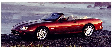 1997 Jaguar Xk8 Convertible Review