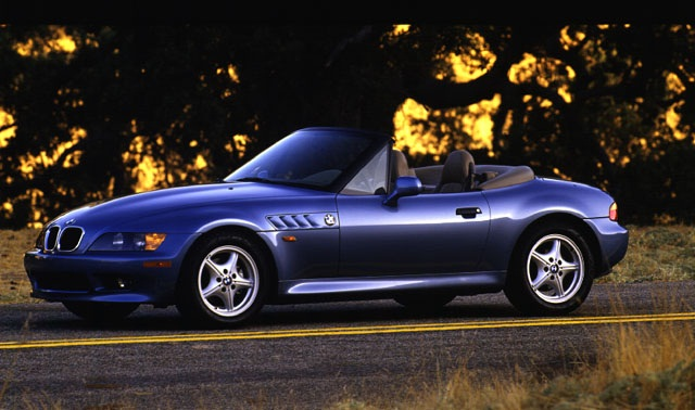 1997 Bmw Z3 Review