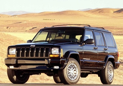 Jeep Towing Capacity >> Jeep Cherokee Country (1997) Review by Nick Hromiak