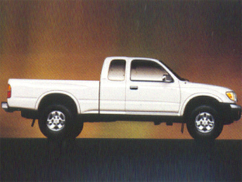 Vehicles With 5000 Lb Towing Capacity >> 1998 TOYOTA TACOMA TRD PRERUNNER New Car Review: TOYOTA TACOMA TRD PRERUNNER (1998) New Car ...