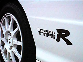 Integra Type R Wheel