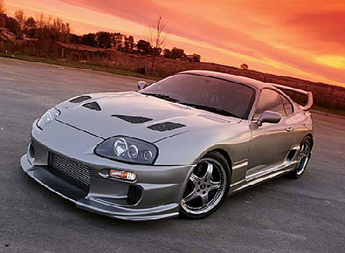 how much are toyota supras