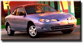 Ford Zx2 Coupe Hot 1999