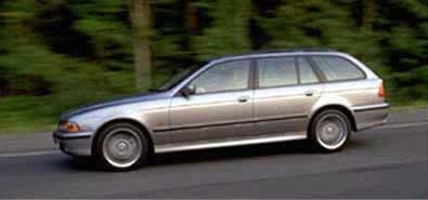 BMW 540i Wagon