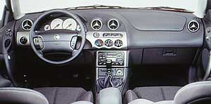 Ford/Mercury Cougar Interior