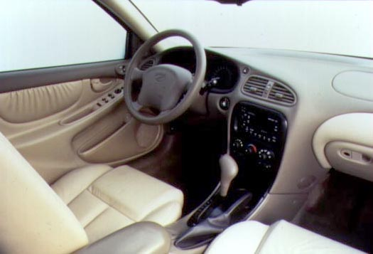 Oldsmobile Alero Interior