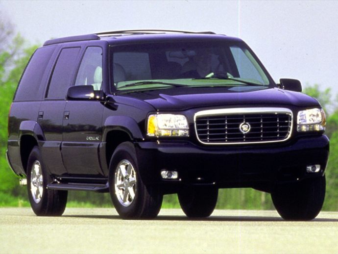 Cadillac Escalade New Car Review Cadillac Escalade 1999
